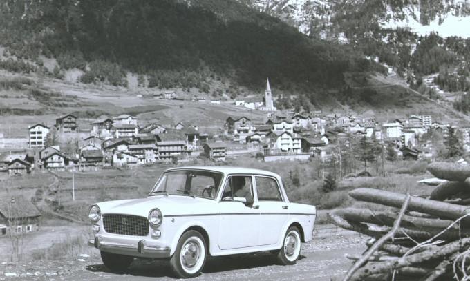 Fijat 1100 je prvi putnički automobil po napravljen licenci