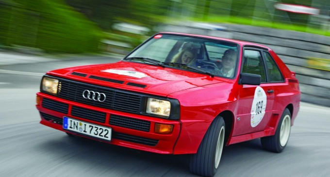 Sportski automobili: Audi Sport Quattro