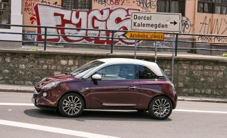 Opel Adam 1,4 Glam/Enjoy Chic