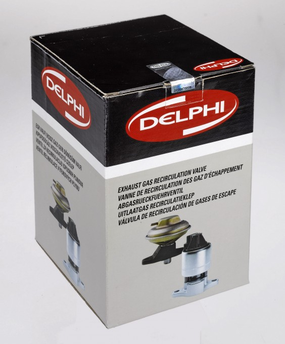 Delphi Vehicle Electronics EGR Valve
