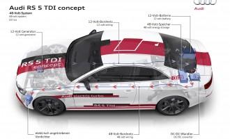 Audi prelazi na 48 volti