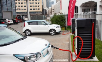 Kia po Evropi postavlja stanice za punjenje električnih vozila