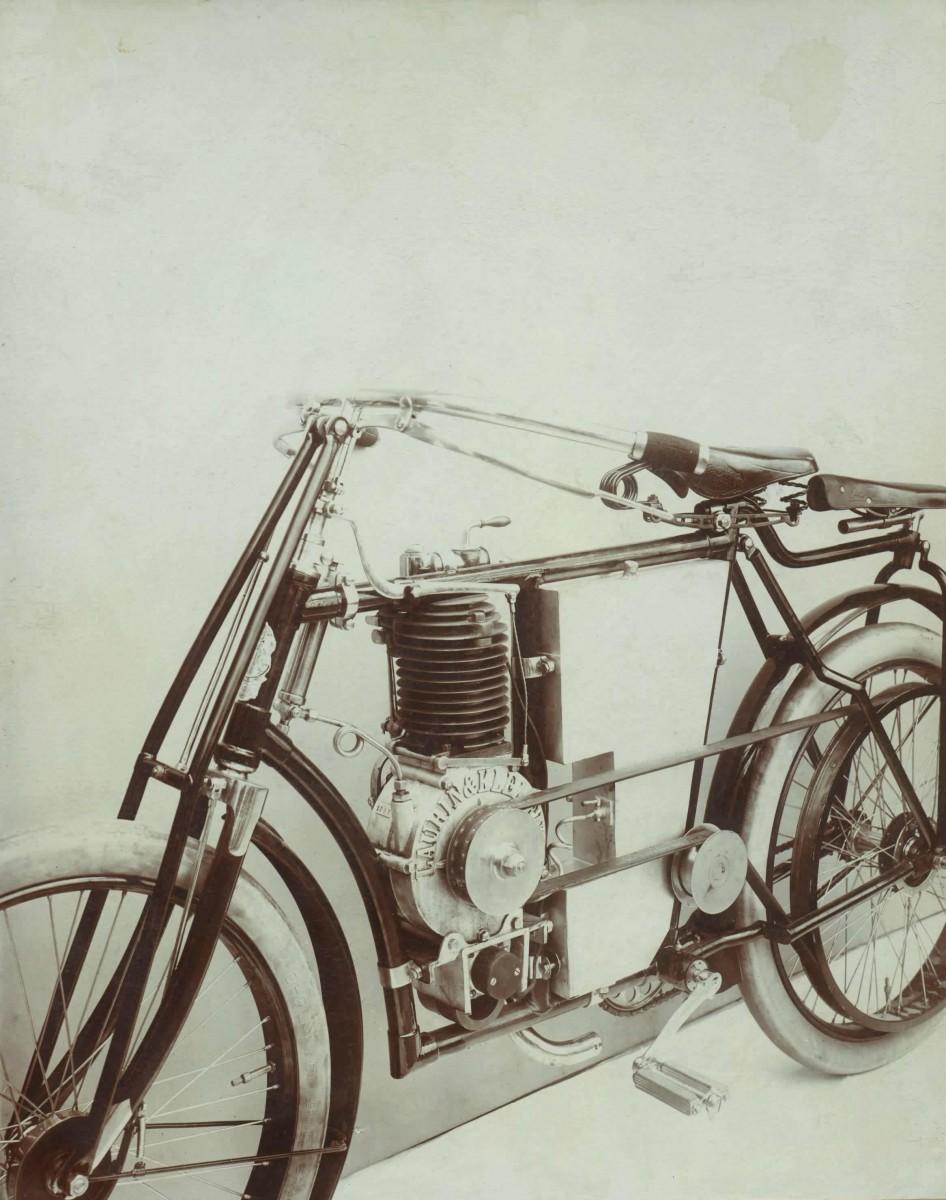 Motocikl tip C iz 1901. godine