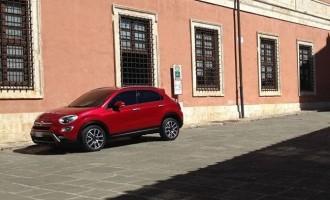 Fiat 500X – prva slika
