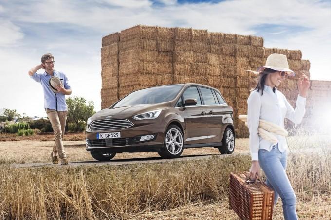 Auto magazin Ford C-Max 3
