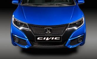 Redizajnirana Honda Civic