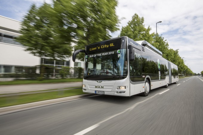 Auto magazin MAN bus of the year 2015 2