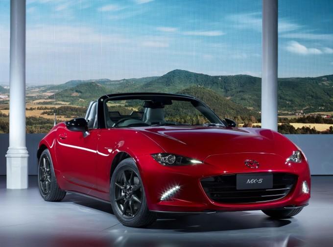 Auto magazin Mazda MX-5 5