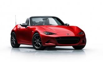Mazda predstavila novi MX-5