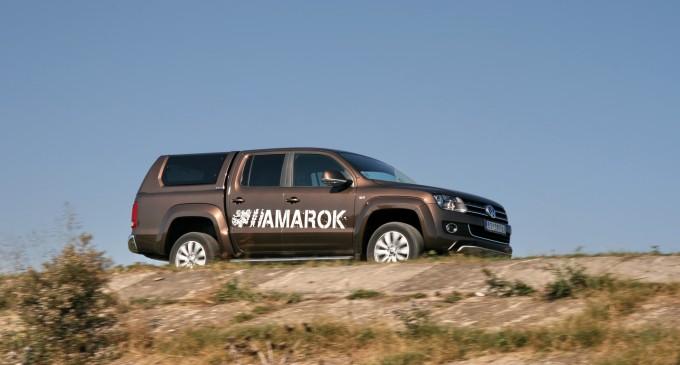 VW Amarok 2,0 Bi-TDI 4Motion Highline