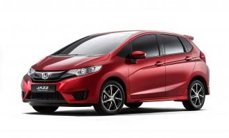 Honda Jazz – prototip
