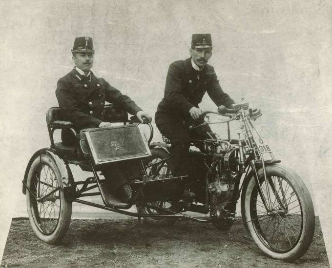 Tricikl tip L iz 1902. godine