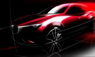 Mazda će predstaviti CX-3 na Salonu u Los Anđelesu