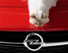 Specijalan model Karla Lagerfelda za Opel Corsa kalendar 2015.