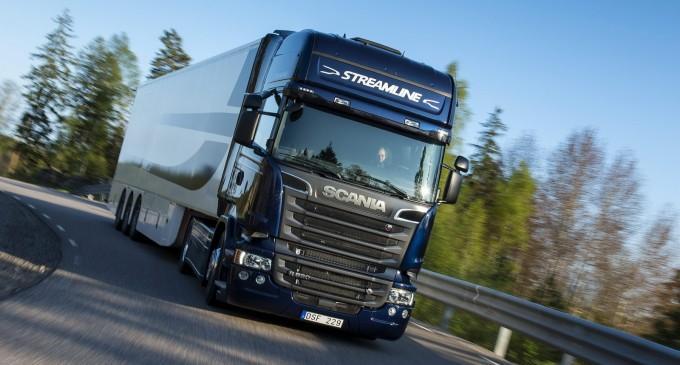 Scania Streamline R580 LA 4×2