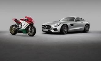 Mercedes AMG i MV Agusta u istom timu