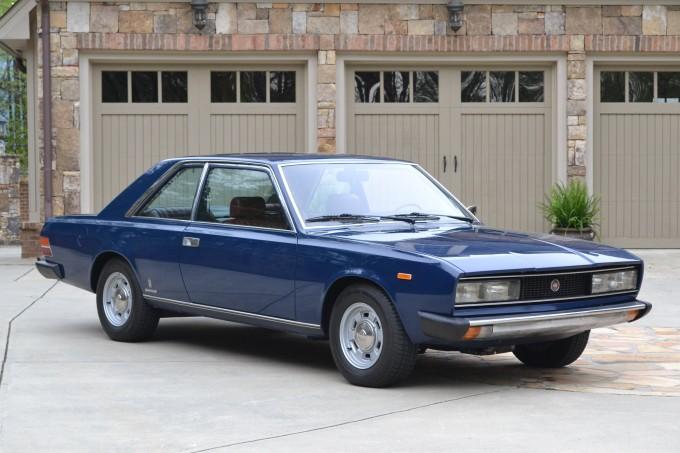 Kupe varijantu je dizajnirao studio Pininfarina