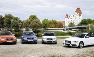 Audi A4 slavi 20 godina