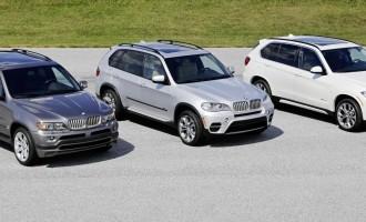 BMW slavi 15. rođendan X5
