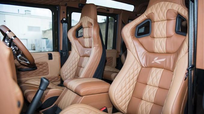 Auto magazin Land Rover Kahn Design 1