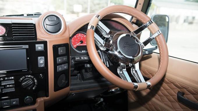 Auto magazin Land Rover Kahn Design 3