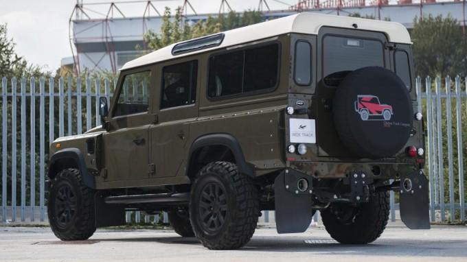 Auto magazin Land Rover Kahn Design 7