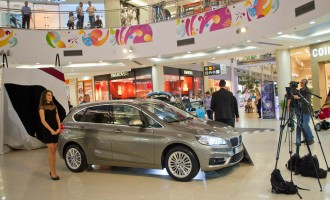 Najnoviji BMW i Mini modeli u Delta sitiju do nedelje