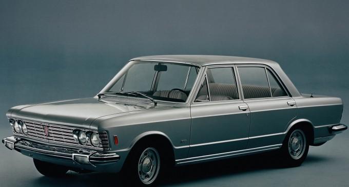 Auto kralj Italije 60-ih: FIAT 130