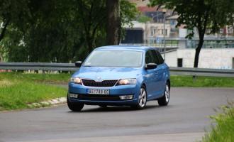 Škoda Rapid Spaceback 1,6 TDI Ambition