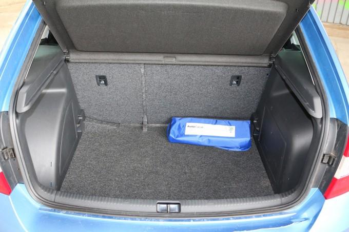 Pravilan oblik prtljažnika olakšava korišćenje prostora