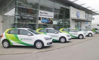 VW i Audi vozila za Sberbanku Srbija