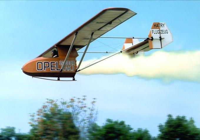 Nemci su krajem sededesetih napravili repliku raketnog avion