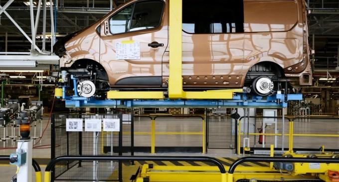 Nova proizvodna linija za Renault Trafic i buduća Fiat vozila