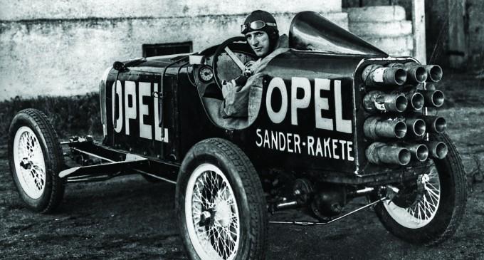 Raketni auto Frica Fon Opela