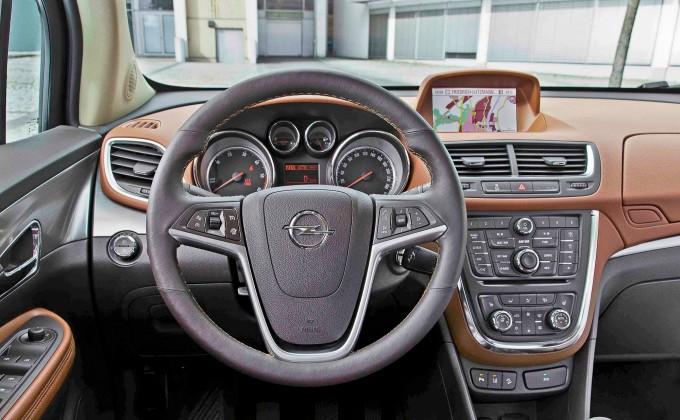 Opel insistira na kvalitetu materijala i završnoj obradi
