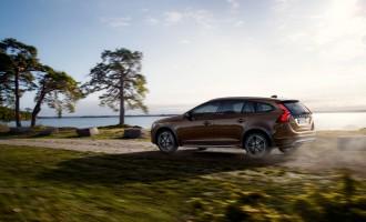 Volvo predstavio V60 Cross Country