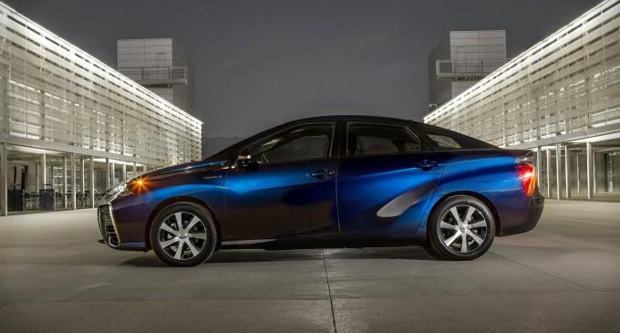 Toyota Mirai Zeleni automobil godine u svetu