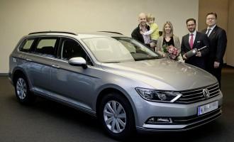 Kupcima isporučen prvi novi VW Passat