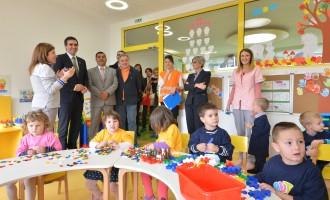 Otvoren vrtić za decu zaposlenih u kompaniji FAS
