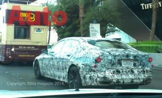 Ekskluzivno: snimili smo BMW X7 na ulicama Las Vegasa!