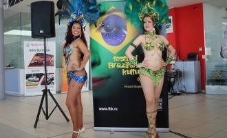Porše Beograd Ada domaćin Festivala Brazilske kulture 2014.