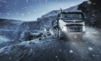 Volvo Trucks priprema kamione za zimu