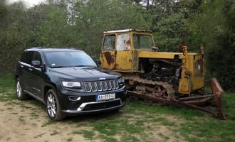Jeep Grand Cherokee 3,0 MultiJet Summit