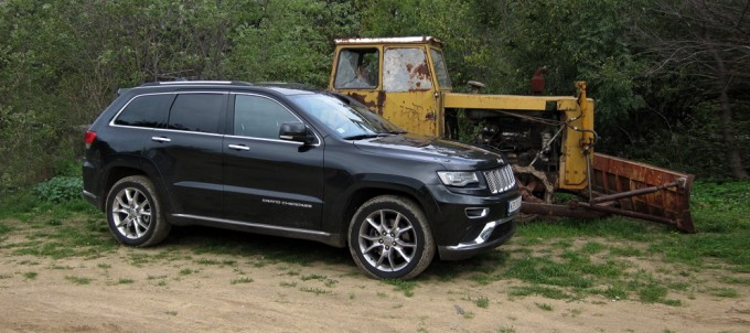 Auto magazin jeep grand cherokee summit test