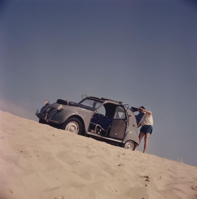 2CV 4X4 'SAHARA' 1960
