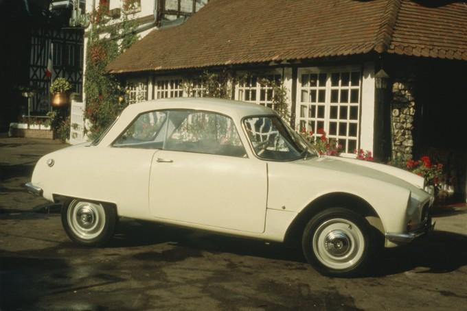 2CV 'BIJOU' 1959