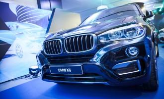 Predstavljen BMW X6 u Srbiji