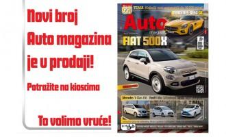 Novi broj Auto magazina na kioscima