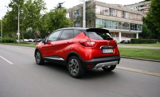 Renault Captur Helly Hensen 1,5 dCi