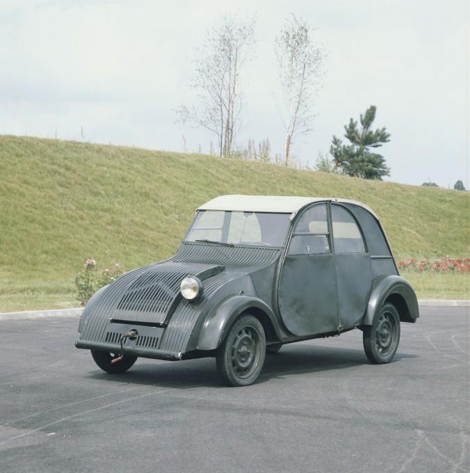 Prototip 2CV iz 1941 godine